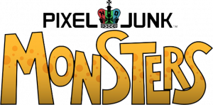 PixelJunk_-_Monsters_Logo