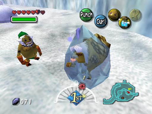 Remember this frozen dumbass?
