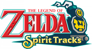 The Legend of Zelda Spirit Tracks - Logo