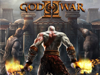 God Of War 2 Wallpaper. God of War II