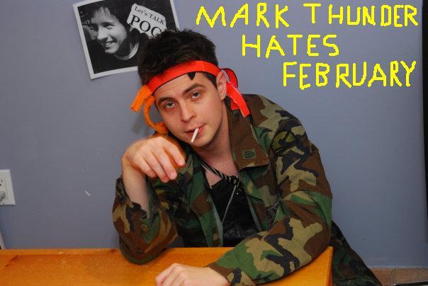 Mark Thunder