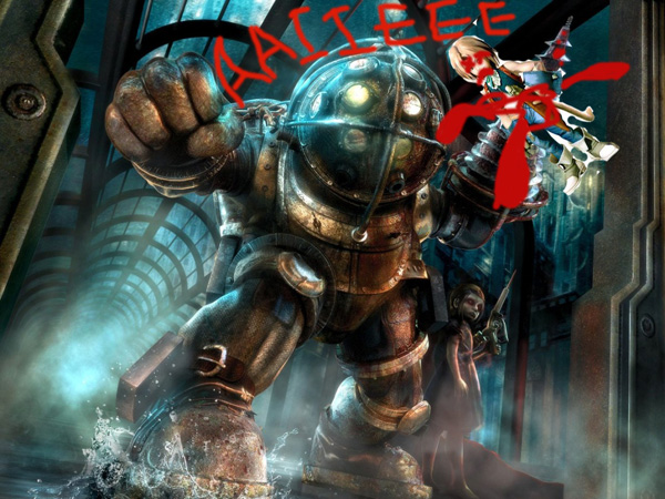 Proof that BioShock is better than Final Fantasy IX.