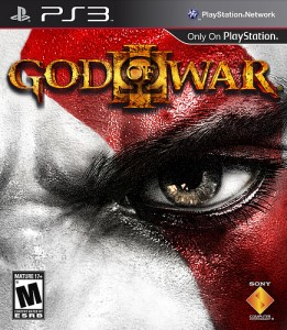 god of war 3 box art